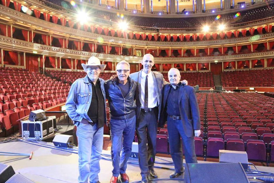 Paul At The RAH