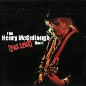 Henry McCullough Band recorded Live at the FBI for David Mundell / Mundell Music.