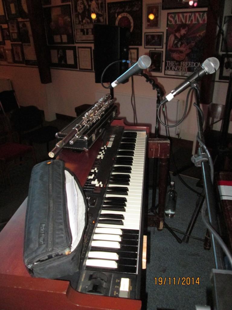 Thijs Van Leer Hammond Organ
