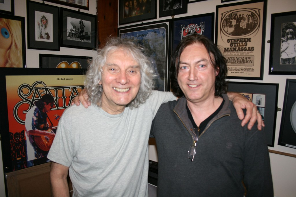 Albert Lee & Alan Thomson (Eric Clapton & John Martyn)