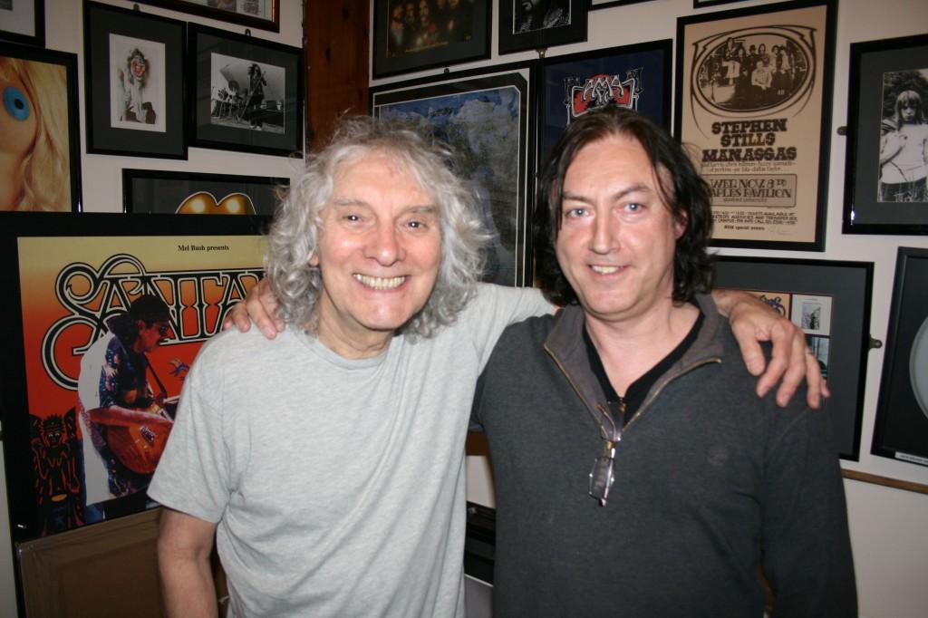 Albert Lee & Alan Thomson (Eric Clapton & John Martyn)