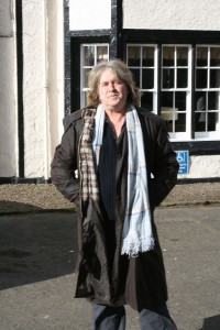 Mick Taylor (Rolling Stones) at Backstage Kinross playing Live for Mundell Music