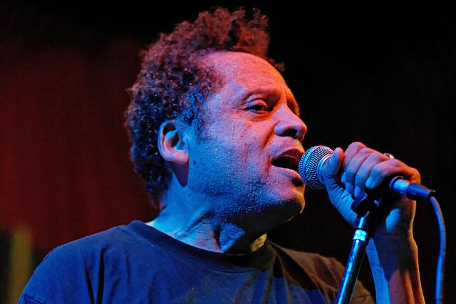 Garland Jeffreys, live at The Green