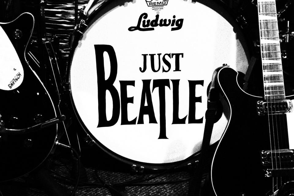 Just Beatles live at the Green