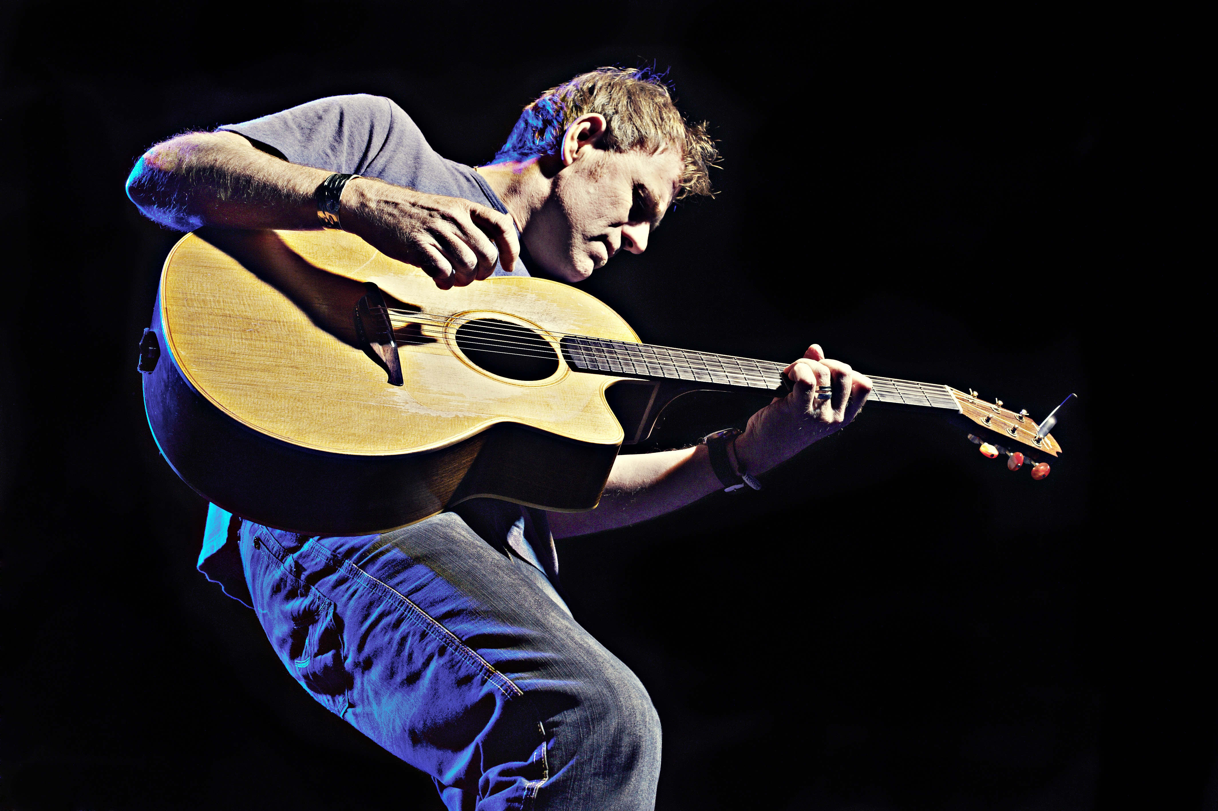 Martyn Joseph, Live at the Green, Kinross