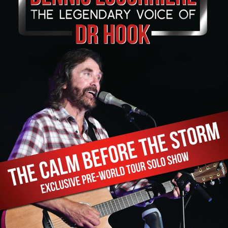 'The Voice Of Dr.Hook'