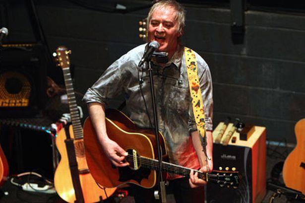 Steve Daggett Plays Backstage
