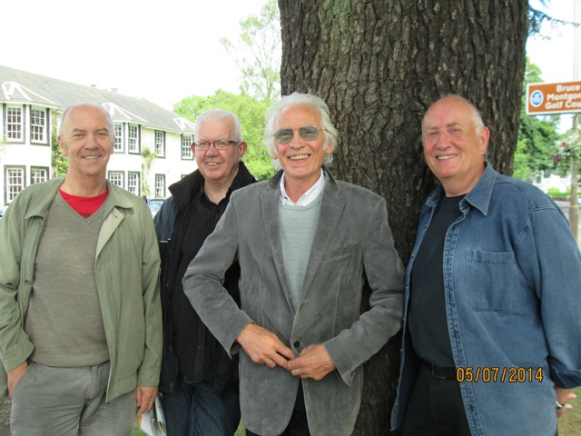 Steve Gibbons Band In October