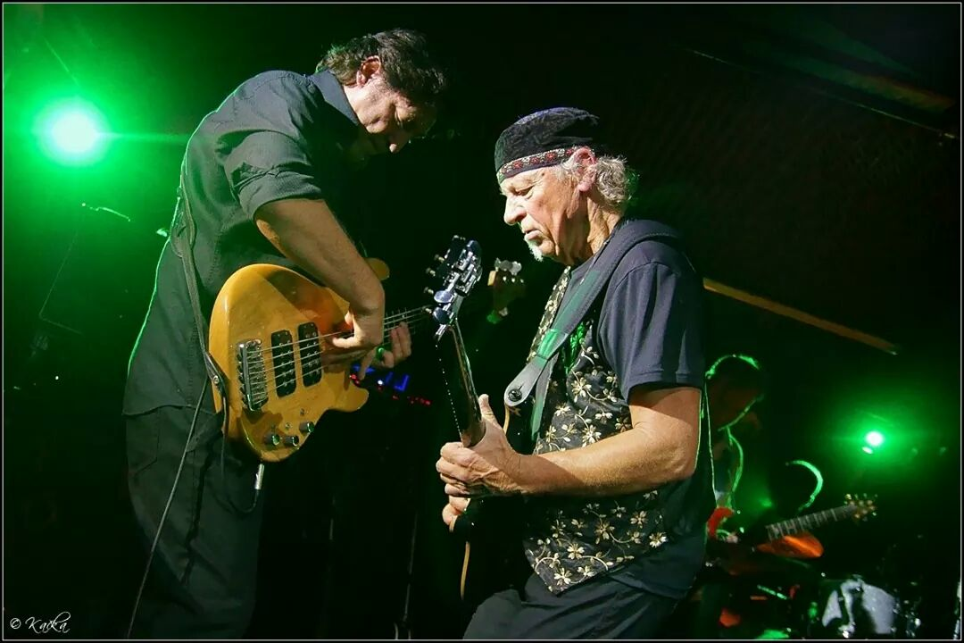 Martin Barre From Jethro Tull Comes To Kinross