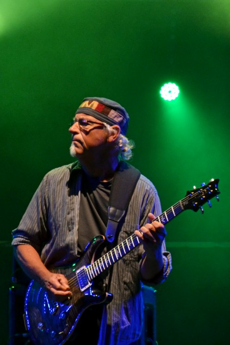 Martin Barre Comes To Kinross On Sunday 8th April 2018