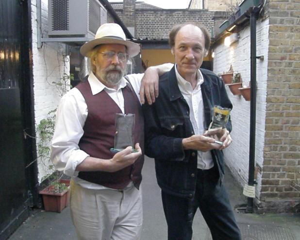 John Otway & Wild Willy Barrett