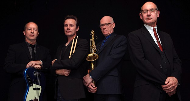 Andy Fairweather Low At Lion Quays