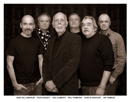 Lindisfarne Come To Kinross for their gig in Scotland 2016