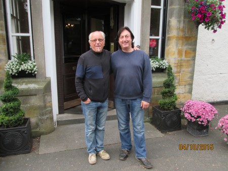 Martin Barre Returns To Backstage