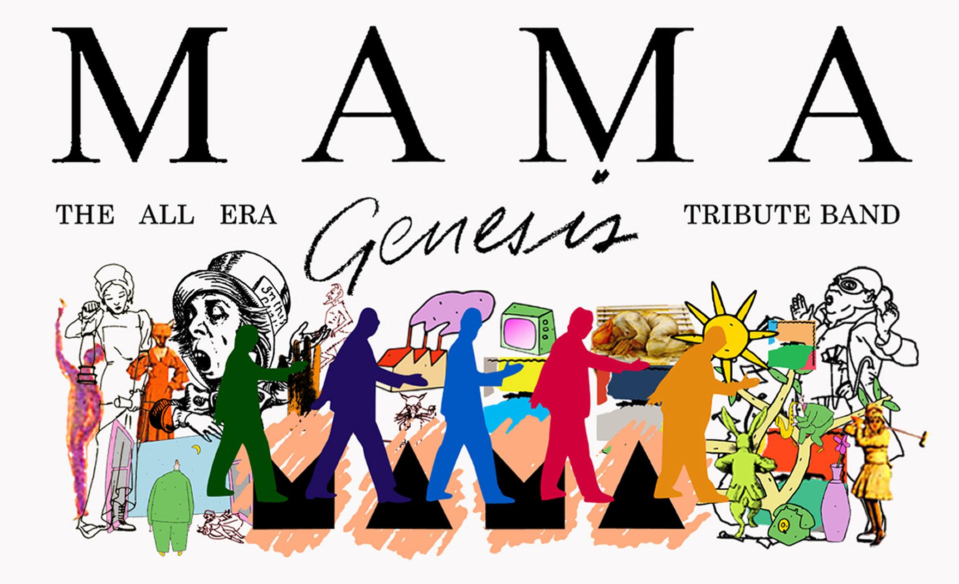 Mama Genesis Play Kinross In June 2018