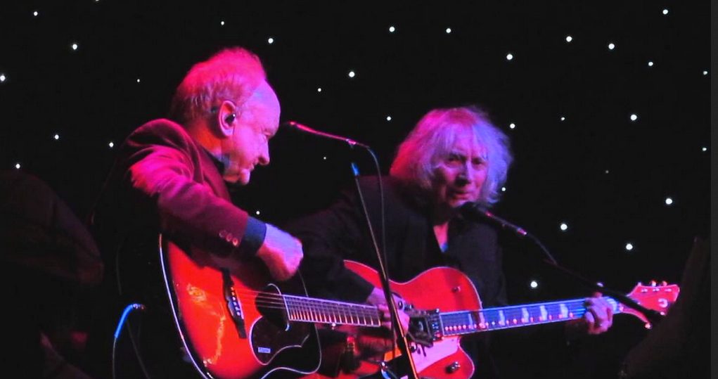 Peter Asher and Albert Lee will play Kinross in Scotland this Autumn 2016.