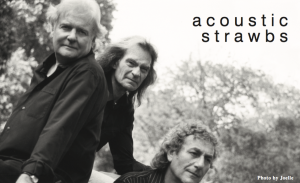 Acoustic Strawbs play Kinross at Backstage on Sunday 3rd July.