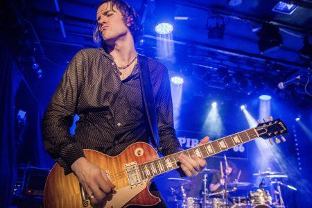 Ryan McGarvey returns to Kinross for Mundell Music