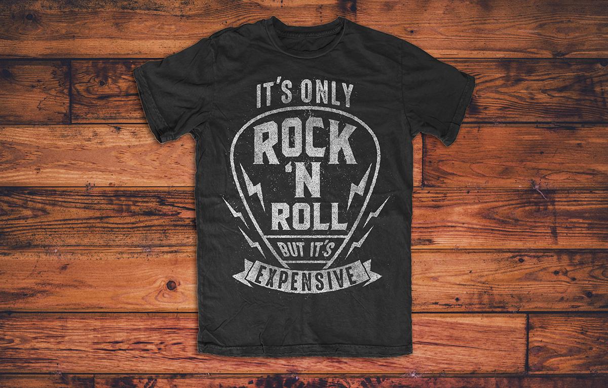 Rockin Tee Shirts