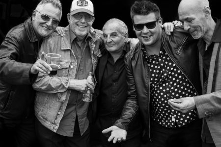 Paul Lamb & The King Snakes play Backstage at the Green Hotel Kinross
