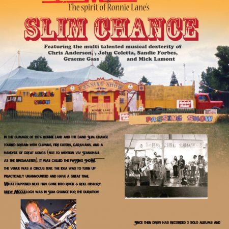 Spirit Of Slim Chance