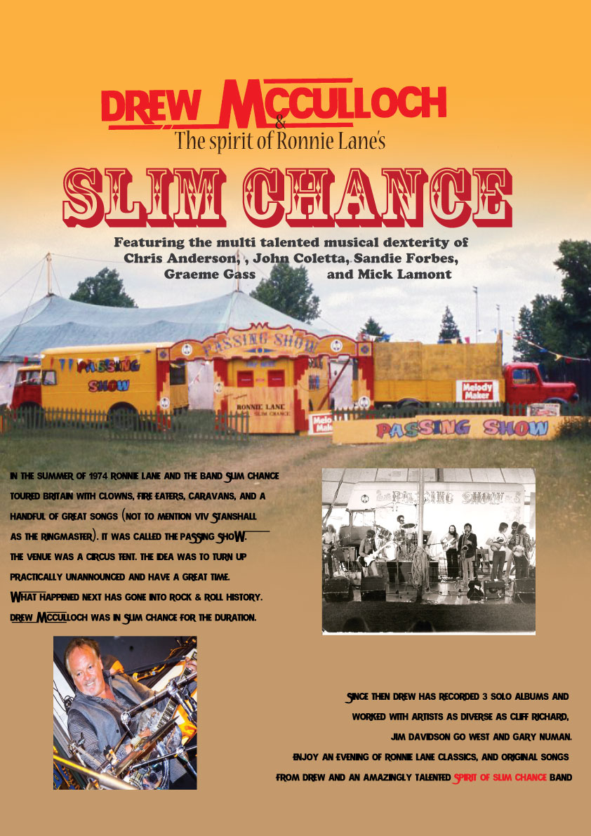 Spirit Of Slim Chance