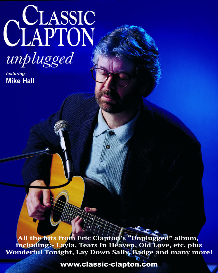 Classic Clapton Unplugged Goes Backstage In 2018