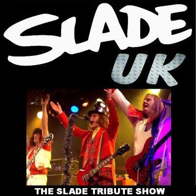UK Slade (Tribute) Play Kinross 2017