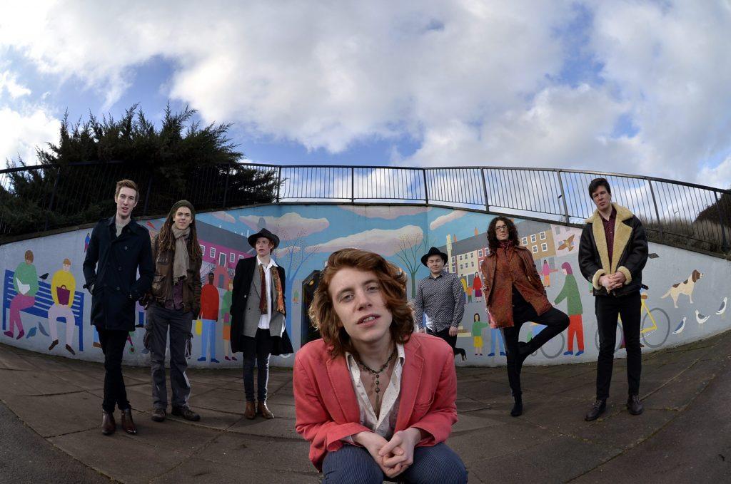 Harwicke Circus Go Backstage In Kinross
