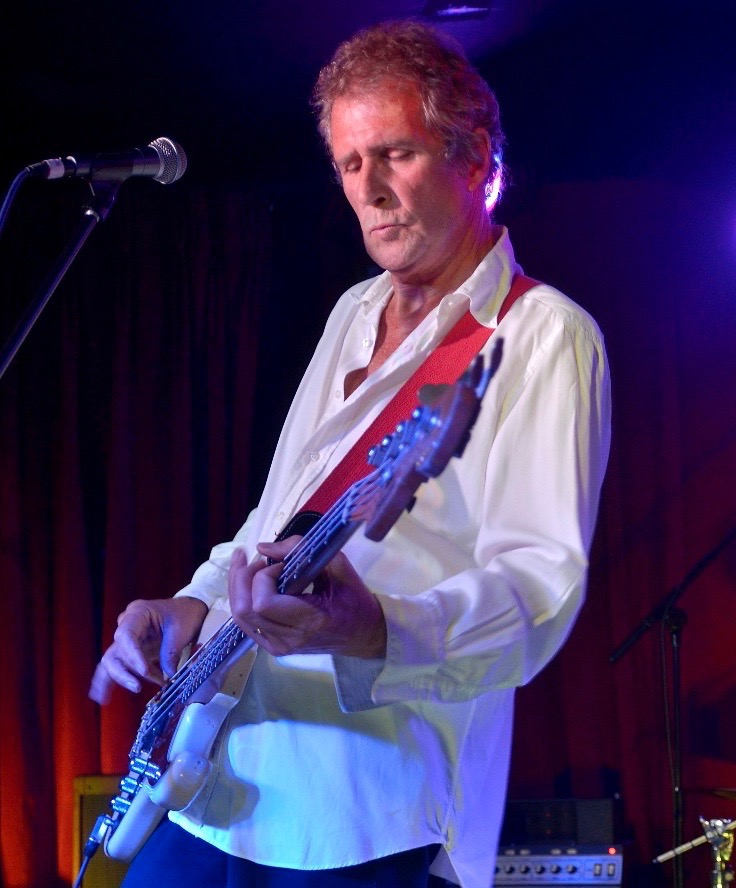 John Illsley Ex Dire Straits At Backstage