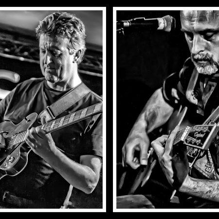 John Hackett Band Play Backstage Kinross For Mundell Music