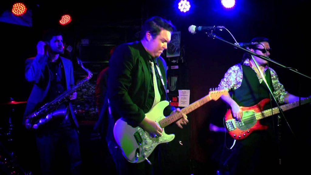 Billy Walton Band Plays Kinross In January 2018