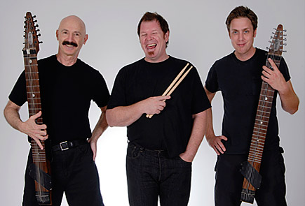Stick Men Feat Tony Levin