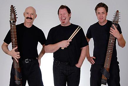 Stick Men Feat Tony Levin