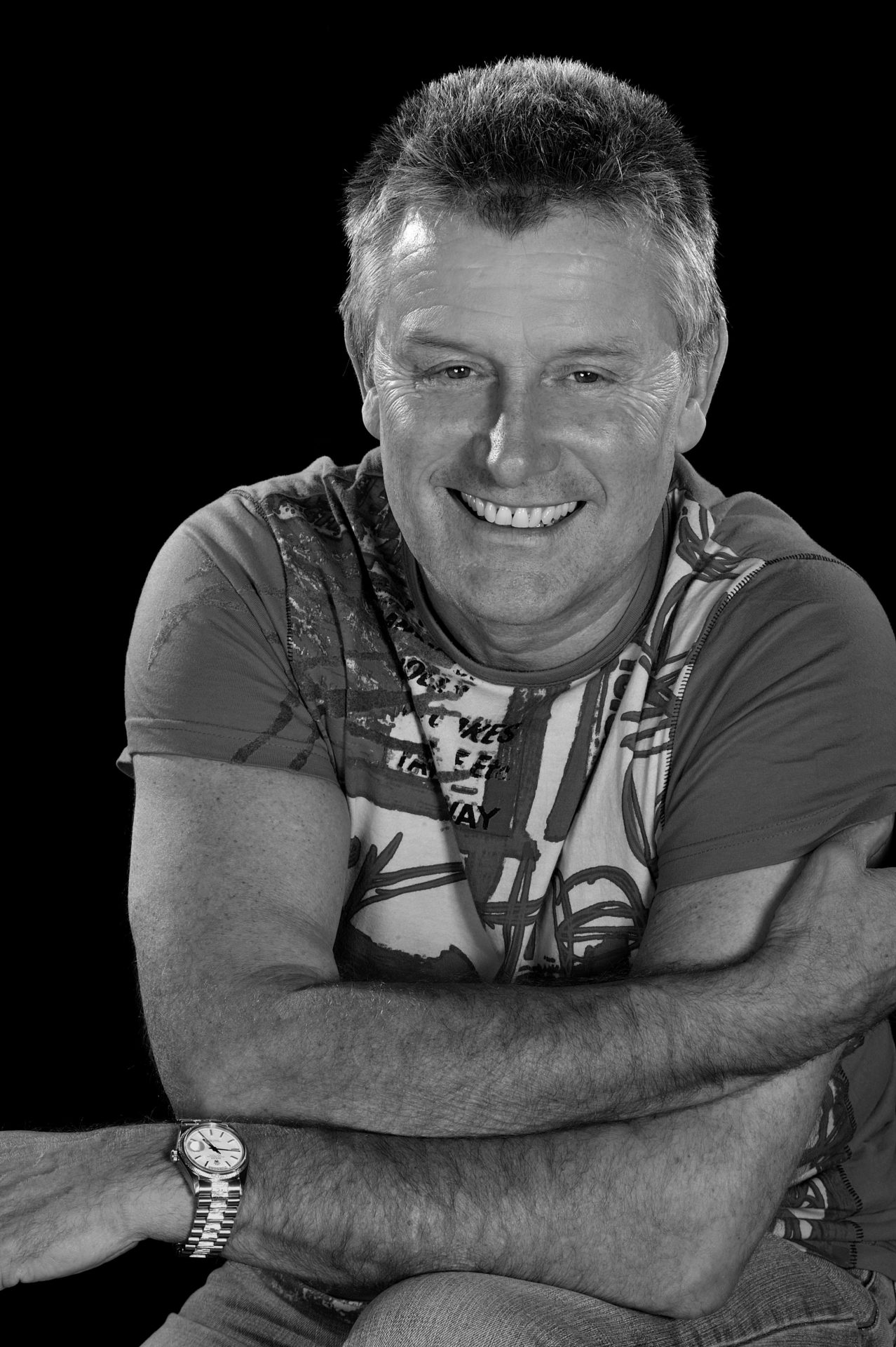 Carl Palmer comes to Backstage Kinross For Mundell Music