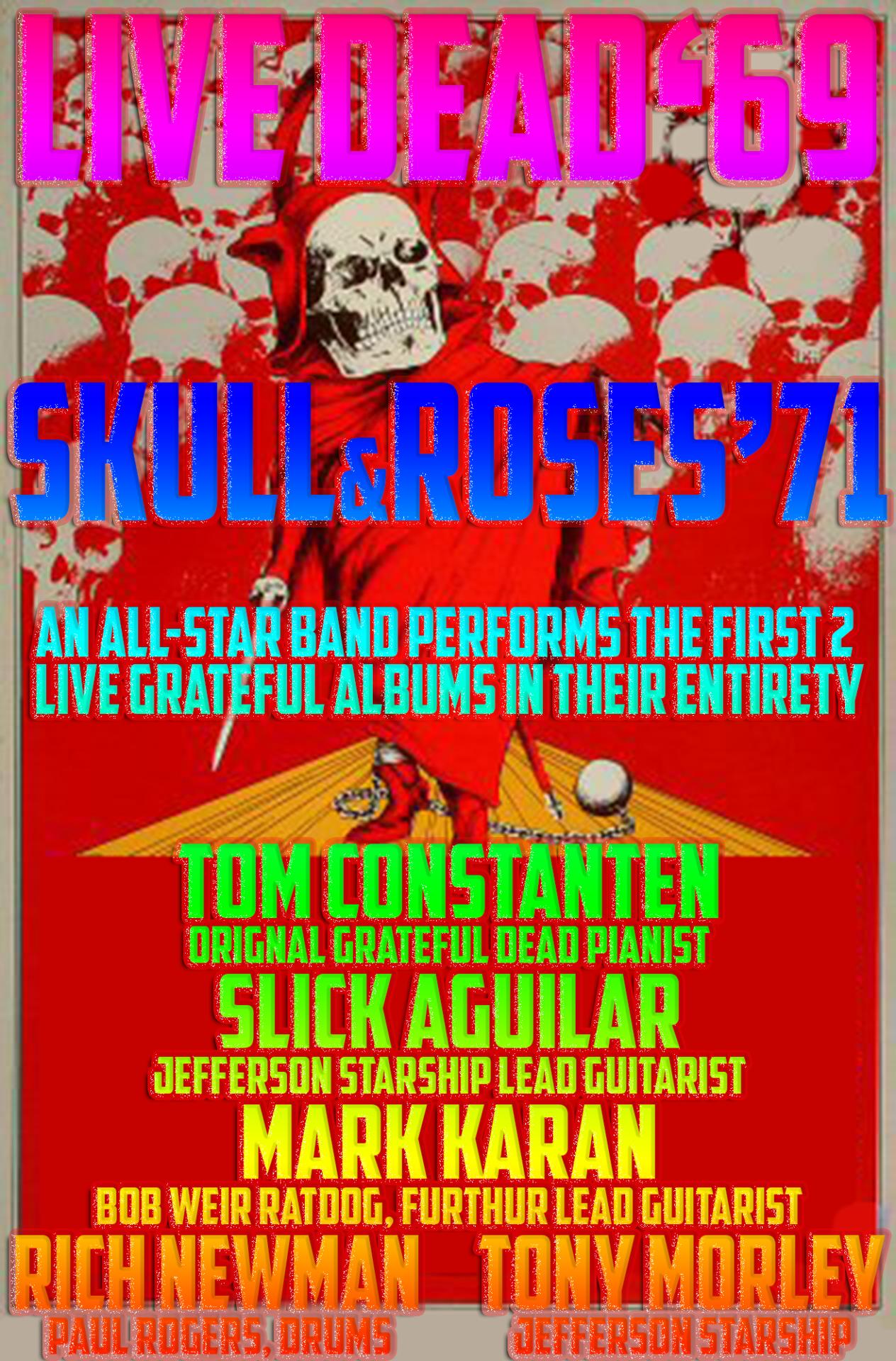Live Dead 69 Play Kinross For Mundell Music