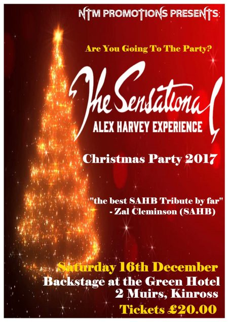 The Sensational Alex Harvey Experience