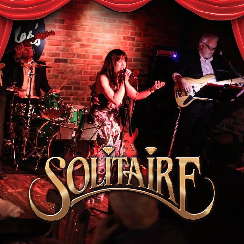 Solitaire (Carpenters Tribute)