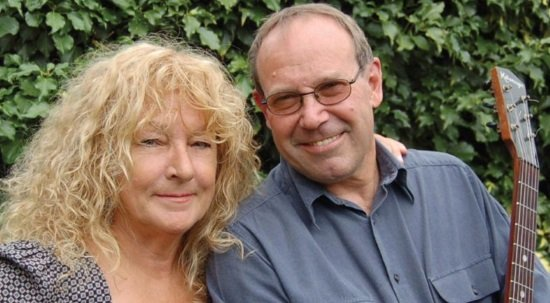 Maggie Bell & Dave Kelly play Kinross for Mundell Music.
