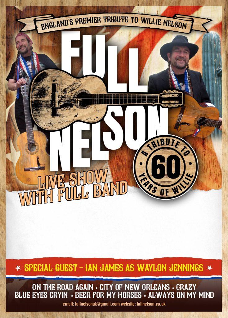 Full Nelson come to Kinross for Mundell Music