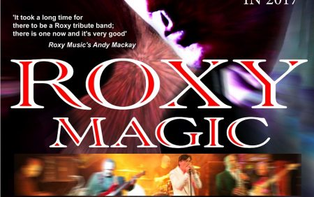 Roxy Magic Play Backstage In Kinross 2018