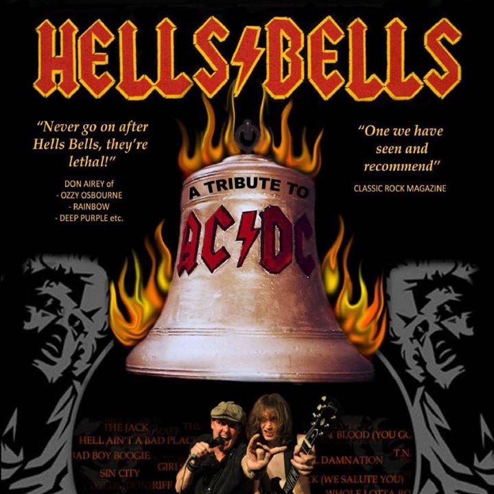 Hells Bells Play Backstage Kinross.