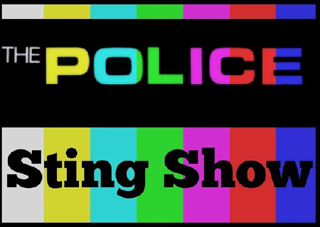 The Police Sting Show play Kinross For EMS.