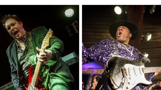 Carvin Jones and Billy Walton Play Kinross For Mundell Music