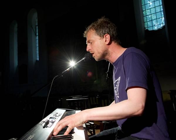 Alex Cornish Plays Backstage Kinross