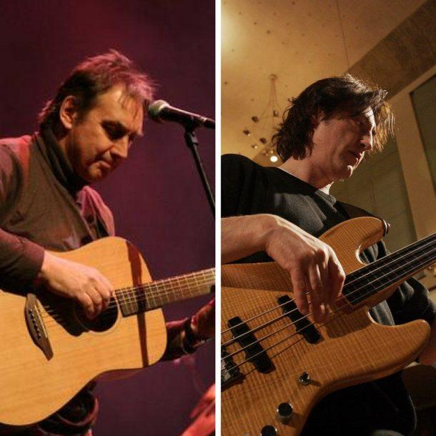 Alan Thomson and Doug Morter