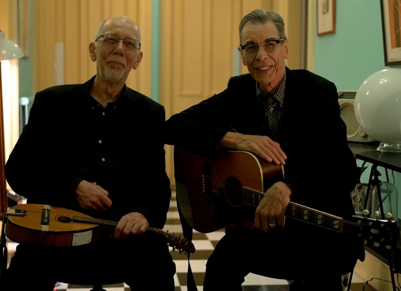 Rod Clements & Rab Noakes Return To Backstage Kinross