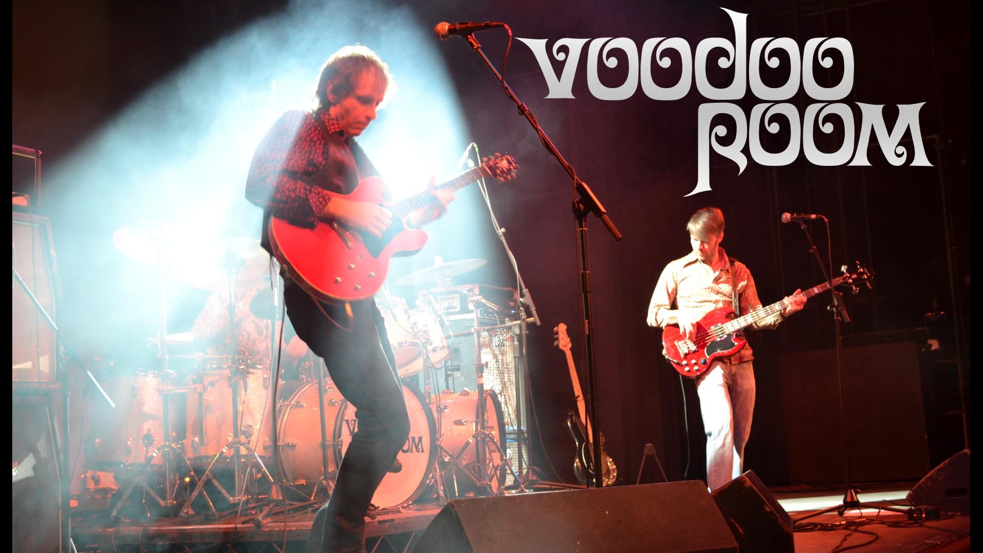 Backstage Kinross Welcomes Voodoo Room