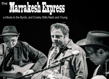 Marrakesh Express come to Kinross