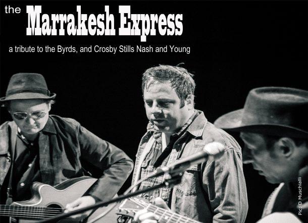 Marrakesh Express come to Kinross